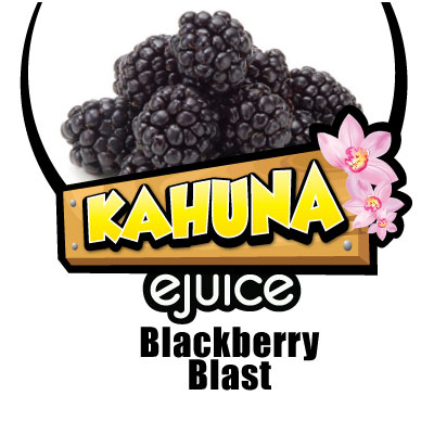 Blackberry Blast VG eJuice