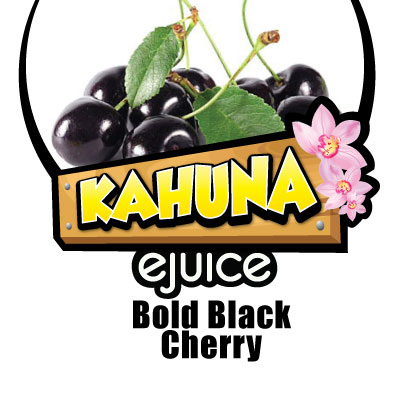 Bold Black Cherry VG eJuice