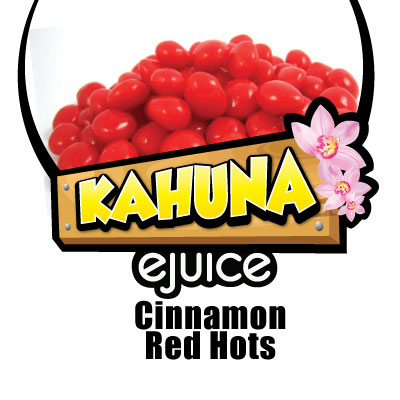 Cinnamon Red Hots VG eJuice