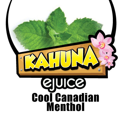 Cool Canadian Menthol VG eJuice