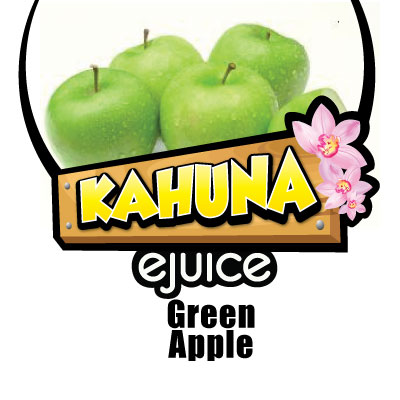 Green Apple VG eJuice