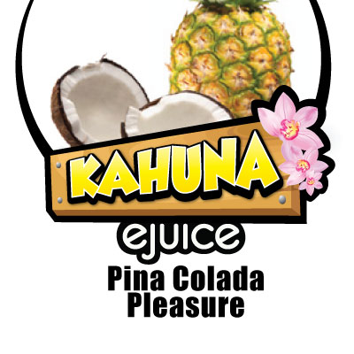 Pina Colada Pleasure VG eJuice