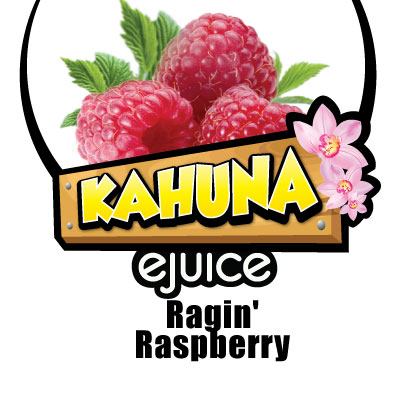 Ragin Raspberry VG eJuice