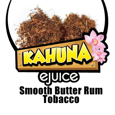 Smooth Butter Rum Tobacco eJuice