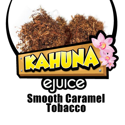 Smooth Caramel Tobacco VG eJuice