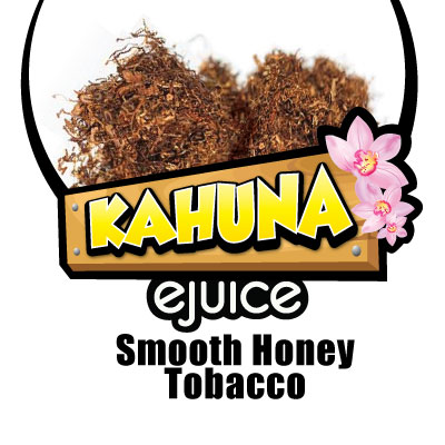 Smooth Honey Tobacco VG eJuice