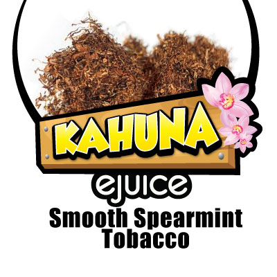Smooth Spearmint Tobacco VG eJuice
